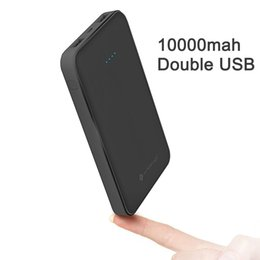 Wholesale Android External Charger - 10000mAh Ultra Light & Compact portable battery pack external charger power bank for iPhone, iPad, Samsung Galaxy, Android, Tablets & more