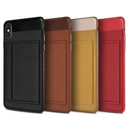 Étui en cuir de luxe pour téléphone portable pour Iphone XS max Xr x 6S 7 8 PLUS, porte-carte de crédit, porte-béquille pour SAMSUNG NOTE 8 9 S8 S9 S10 PLUS ? partir de fabricateur
