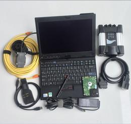 Canada Date 2019.05v pour b / mw icom outil de diagnostic suivant avec ordinateur portable x200t 4g avec disque dur de 500 Go prêt à fonctionner garantie 1 an Offre