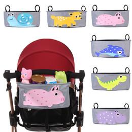 accessori per borse Sconti Borsa per passeggino Organizer Borsa per pannolini Nappy Mama Carrozzina Carrozzina Carrozzina Carrello Gancio Zaino Accessori passeggino