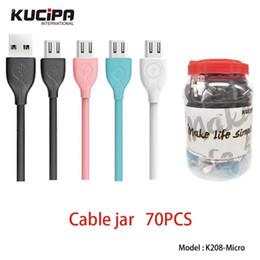Быстрая передача данных онлайн-Kucipa Лешу ультра скорость кабель для передачи данных микро-USB Тип C кабель для зарядки быстрая передача данных USB с кабель 1М в упаковке ведро