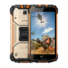 Wholesale Proof Play - Ulefone Armor 2 Waterproof IP68 Smartphone 5.0''FHD MTK6757 Octa Core 6GB RAM 64GB ROM Android 7.0 16MP 4G Global Version