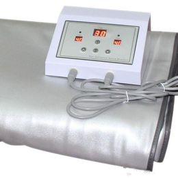 Cobertura térmica da sauna Máquina infravermelha do aquecimento da cobertura do corpo quente do emagrecimento do corpo de Fornecedores de infravermelho térmico