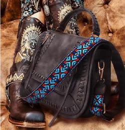 Wholesale Personalizado pequeño bolso de la correa de la guitarra bolso cruzado del cuerpo con puede ajustar la correa al por mayor bolso de la manera por el cuero del Faux puede ser bordado