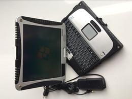 2019 computador de diagnóstico de carro vw 2019 computador de diagnóstico do carro toughbook cf19 laptop 4G ram tela rotativa em segunda mão obras para mb estrela c3 c4 c5 para bmw icom A2 computador de diagnóstico de carro vw barato