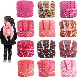 vestidos de barbie Desconto American girl boneca brinquedo mochila l boneca transporta acessórios livre de porte entrega aleatória de várias cores.