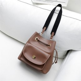 Wholesale Camel Hand Bag - New 2017 Leather Pu Handbag women handbags Nubuck Fashion Ladies Shoulder Bags High Quality Printing hand bag woman bag