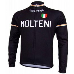 Wholesale Men S Winter Cycling Jacket - Hot sale 2018 Molte Ropa ciclismo hombre invierno winter thermal fleece long cycling jersey maillot mtb Jackets clothing