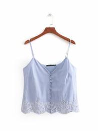 Canada Mode féminine BB45-8261 Gilet de mode européenne et américaine, veste brodée supplier embroidered vests women Offre