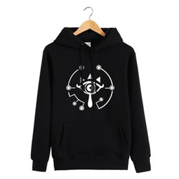 Wholesale Legend Zelda Hoodie - High-Q Unisex The Legend of Zelda Link Cotton Pullovers Hooded Hoodie Coat Sweatshirts Top