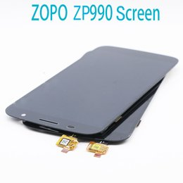 Wholesale Zopo Touch - New Original 100% warranty 6.0 inch Touch Screen + 1920X1080 LCD Display assembly For ZOPO ZP990  ZP990 +
