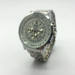 6ae2d73921a Top AAA Marca de Lujo Clásico Reloj Mecánico Automático Hombres Negro    Blanco Dial Fecha Display Relojes Negocios Números Romanos Reloj de Moda  Regalo ...