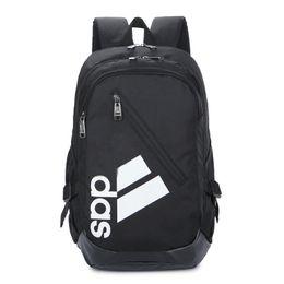 School Backpack Hot Selling Fashion Tide Bookbag Men Women Luxury Backpack Oxford  Outdoor Sport Backpacks Zipper Brand Strings Printed Bags 1c0d31da17cfc