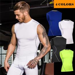 Canada 2018 vente chaude coton gilet bodybuilding vêtements et fitness hommes débardeurs de marque haute qualité 100% coton sous-vêtement fitness wear MA27 cheap man wearing tank top Offre