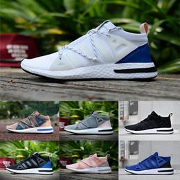 best service 6c5aa 5971b 2019 chaussures femme cendres 2018 Fashion Designer Chaussures Arkyn Ash  Pearl Primeknit Tpu Femmes Hommes Courir