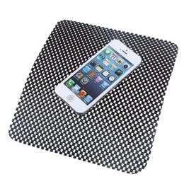 Wholesale car dash pads - Car Non-slip Dash Mat Dashboard Phone Holder Coin Sunglass Pad Holder Black Universal Anti-slip Mat