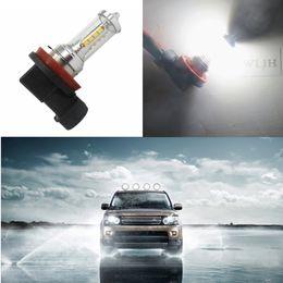 Wholesale hyundai azera - WLJH H8 Fog Light LED H9 H11 Driving DRL Lamp Bulbs LED For Infiniti EX35 FX37 FX45 M35H M56 Q40 Q45 Q70 QX70