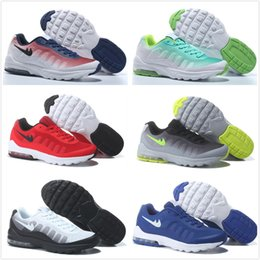 Wholesale Fabric Engraving - 2017 MaxES 95 Running Shoes Hyp 20 Anniversary Engraved Men Sports OG Running Shoes Brand High Quality Athletic Sneakers Maxes 95 40-45