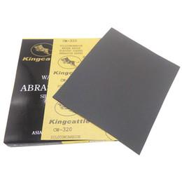 Papier abrasif de haute qualité, papier abrasif, papier abrasif, égratignures de jade et polissage miroir, peau de sable, eau, beauté ? partir de fabricateur