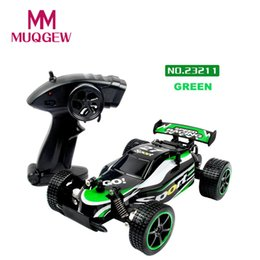 Wholesale Radio Control Off Road - Children Rc Model Toy 1 :20 2 .4ghz 2wd Radio Remote Control Off Road Rc Rtr Racing Car Truck Toys For Children
