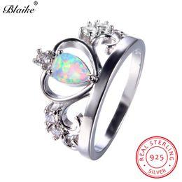 a3bb82e0f3343 Discount 925 Silver White Fire Opal Ring | 925 Silver White Fire ...