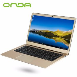 Wholesale Intel Ultrabook Laptops - Onda Xiaoma 31 Ultrabook 13.3 inch 1920x1080 Windows10 Intel Apollo Lake Celeron N3450 4GB+64GB Fingerprint hdmi mental Notebook