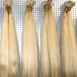 Canada Bonne affaire couleur 613 Blonde Extension de cheveux humains en vrac pas cher droite vague brésilienne cheveux en vrac pour tresses sans attachement, livraison gratuite cheap good hair extensions Offre