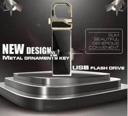Argentina 2016 al por mayor USB Flash Drive Metal Pendrive USB Stick de alta velocidad 128 GB Pen Drive Capacidad Real USB Flash envío gratis cheap 128gb flash drives wholesale Suministro