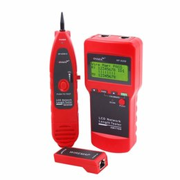 Wholesale Telephone Cable Tracker - Noyafa NF-8208 Multipurpose LCD Display Network Telephone Cable Tester Tracker Line Finder Wire Tester Cable Locator