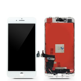 Wholesale Iphone Screen Part - LCD Display for iPhone 8 8 plus Touch Screen Replacement Screen parts With Digitizer Frame Full Assembly Good 3D Touch with tools grade A+++