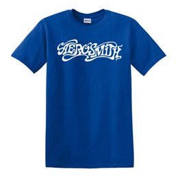 classic rock shirts Coupons - AEROSMITH T-shirt - Classic Rock Band Legend Funny free shipping Unisex Casual