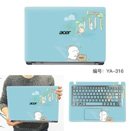 Wholesale Acer Laptops Quality - Acer ES1-433 notebook computer shell beauty sticker v5-471g film E5-572g film protective film good-looking appearance of excellent quality c