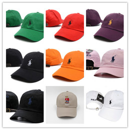 polo sports Coupons - Hot Golf Curved Visor hats Los Angeles Kings Vintage Snapback cap Men's Sport polo dad hat high quality Baseball Adjustable Caps