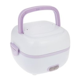 Multifonctionnel Mini cuiseur à riz Boîte de repas électrique Isolation thermique Boîte à lunch Chauffage électrique Boîte à lunch avec cuiseur vapeur ? partir de fabricateur