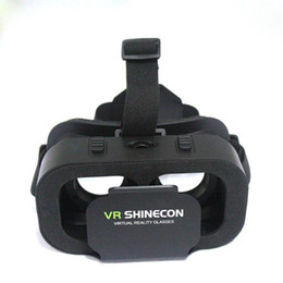 Wholesale open videos - Cdragon hot selling vr glasses 3d vr box for blue film video open video