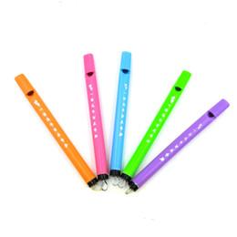 tubo de flauta Desconto Apito de música de tubulação de brinquedo infantil Mini flauta de pássaro