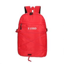 Wholesale College Backpacks Men - Best Luxury Sports Backpack Travel Bags Mans Women Backpacks Authentic Quality Back School Outdoor Sports Packs 43*28*16 cm