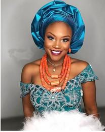 Doğal Mercan Boncuklar Muhteşem Mercan Düğün Afrika Boncuk Takı Setleri Lüks Gelin Kostüm Bildirimi Kolye Takı Seti ABH796 cheap african coral beads jewelry sets nereden afrika mercan boncuk takı setleri tedarikçiler
