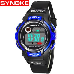 Wholesale ladies waterproof sport watches - Children candy colorful authentic fashion sports multifunctional electronic watches classic popular ladies business waterproof table