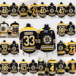 Boston Bruins Zdeno Chara Patrice Bergeron Charlie McAvoy Brad Marchand  David Pastrnak Torey Krug Tuukka Rask David Krejci Cam Neely Jerseys d86bbda80