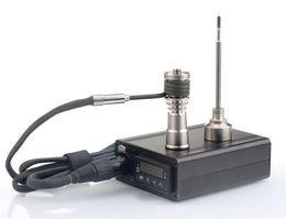 Caixa de unhas on-line-Enail D unha Dnail caixa de controlador eletrônico de temperatura Para DIY Fumaça E Prego Bobina com Ti Prego para bongo de vidro