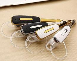 Canada Hot HM1100 Bluetooth Casque Sport Oreille Crochet Sans Fil Écouteur Stéréo Auriculares Bluetooth Affaires Mains Libres Écouteurs Avec Micro dhl Offre
