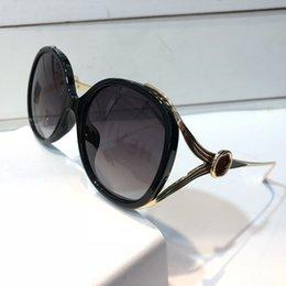 d7f46478b29 2019 летнее лицо Роскошные 0226s солнцезащитные очки для женщин дизайн  популярная мода 0226 лето большое лицо