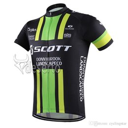 fcdee0125 SCOTT tour de france Cycling Jerseys bicycle Clothing Racing Bike clothing  short sleeve MTB maillot Ropa Ciclismo mountain bicycle wear C119 discount  ...