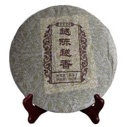 357g Menghai cinese yunnan puerh tè vecchio puer tè maturo pu er tè salute alimentare supplier yunnan ripe puer tea 357g da yunnan maturo tè puer 357g fornitori