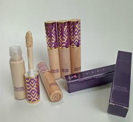 Wholesale makeup light box - 1pcs Top quality 5colors New Makeup Shape Tape Concealer contour 5colors box 10ml contour concealer Fair Light Medium Tan Light sand Deep