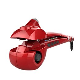 Canada Pulvérisateur de vapeur Magic automatique bigoudi professionnel de coiffure professionnel styler outils cheveux curling fers Roller curling baguette Perm app Offre