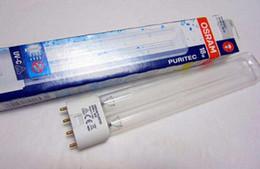 lâmpada l uv Desconto Lâmpada OSRAM PURITEC HNS L 18W UV-C, tubo UV UVW germicida de 18W