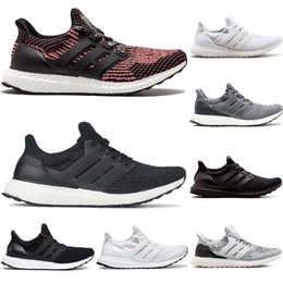6a08362b2c4c Ultra 3.0 4.0 Running Shoes Men Women Core Triple Black White Oreo CNY  Primeknit Designer Trainer Sports Sneakers Size 36-47 Discount affordable  discounted ...