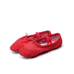 0f5a7d899 MSMAX B106 Children Ballet Dance Shoes Girls Latin Ballet Slippers Indoor  Ballroom Shoes Girls Flat Heeled Practice Shoe